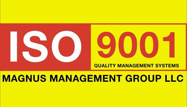 MAGNUS Earns ISO 9001:2015 Certification
